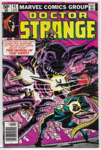 Doctor Strange (vol. 2, 1974) #45 FN Claremont/Colan, Cockrum cover