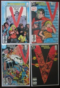 The Visitors are Our Friends # 1 - 18 (14 DIFF) - 8.0 VF (1985 + 1986)
