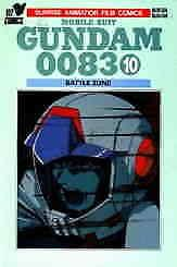 Mobile Suit Gundam 0083 #10 VF/NM; Viz | save on shipping - details inside