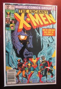 Uncanny X-Men #149 Newsstand 7.5 (1981)