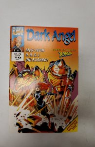 Dark Angel (UK) #10 (1993) NM Marvel Comic Book J688
