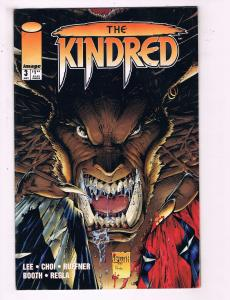 The Kindred #3 VF Image Comics Comic Book Lee DE19