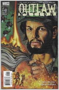 Outlaw Nation   # 1 FN/VF Delano/Sudzuka, Fabry cover