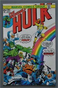 Incredible Hulk  #190  VG/Better (1962-1999 1st Series)  See Actual Photo