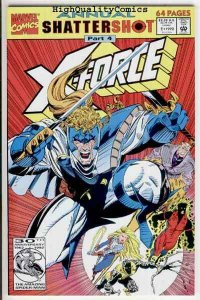 X-FORCE #1 Annual, NM, Shatterstar, 1st Capullo, Kubert, more Marvel in store