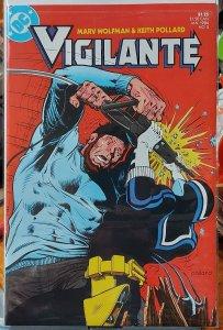 Vigilante #2 (1984)