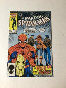 Amazing Spider-man 276 Nm- Near Mint-