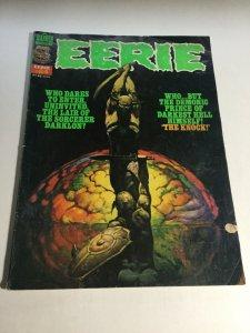 Eerie 84 Vg Very Good 4.0 Magazine