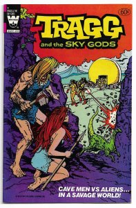 Tragg and the Sky Gods #9 (VF) Whitman 1982 reprint