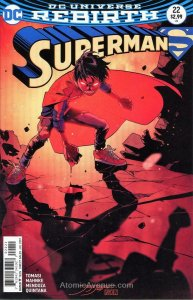 Superman (4th Series) #22A VF/NM; DC | save on shipping - details inside