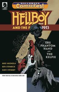 HELLBOY #1, NM, Halloween ComicFest, 2018, Mike Mignola, BPRD 1953