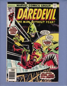 Daredevil #137 VG Marvel 1976