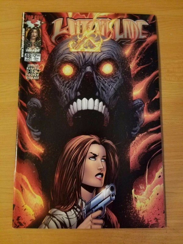 Witchblade #48 ~ NEAR MINT NM ~ (2001, Image Comics)