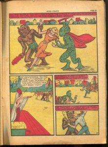 Weird #1 1940-Fox-1st issue-1st appearance Thor, God of Thunder-Birdman-Typho...