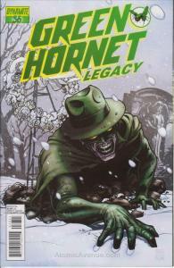 Green Hornet (Dynamite) #36 VF/NM; Dynamite   save on shipping - details inside