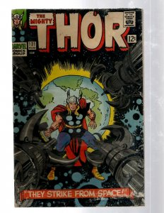 Mighty Thor # 131 VG Marvel Comic Book Loki Odin Asgard Sif Avengers Hulk RB8