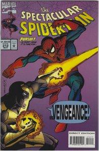 Spectacular Spider-Man #212