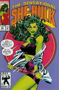 Sensational She-Hulk, The #43 VF/NM; Marvel   save on shipping - details inside