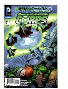 Green Lantern Corps Annual #1 (2013) OF24