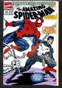 The Amazing Spider-Man #358 (1992)