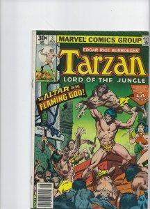Tarzan #3 (1977)