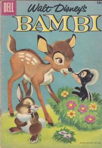 Movie Comic Bambi #3