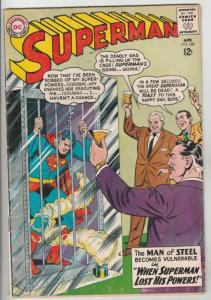 Superman #160 (Apr-63) FN+ Mid-High-Grade Superman, Jimmy Olsen,Lois Lane, La...