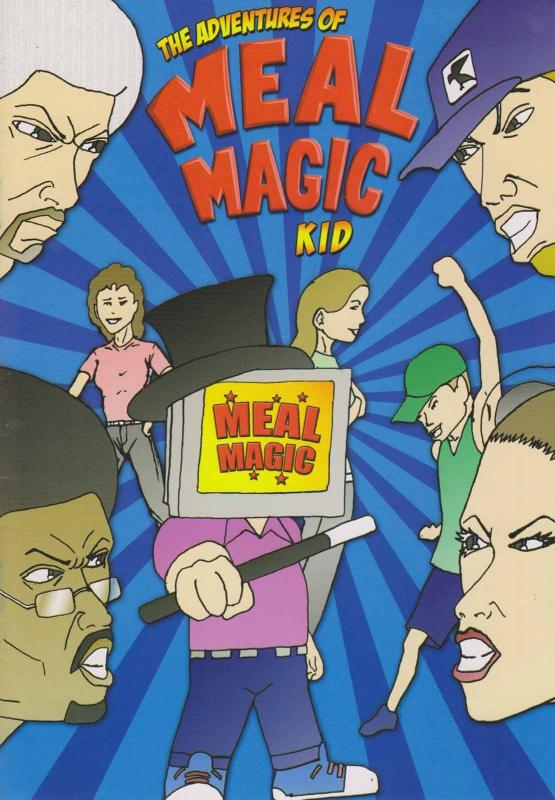 Adventures of Meal Magic Kid, the #1 VF; Meal Magic | save on shipping - details