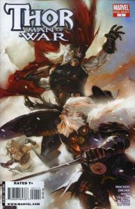 Thor: Man of War #1 VF/NM; Marvel | save on shipping - details inside
