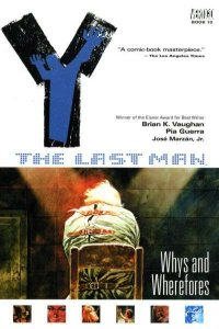 Y: The Last Man Trade Paperbacks #10, NM (Stock photo)