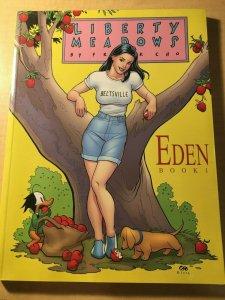 Liberty Meadows: Eden Vol. 1 Image Comic Book TPB Graphic Novel Cho MFT2