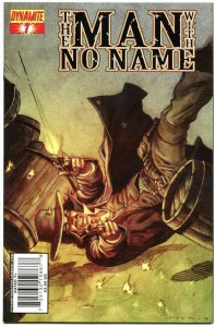 MAN with NO NAME #7, VF/NM, Variant, Clint Eastwood, Good Bad, 2008, A, more in