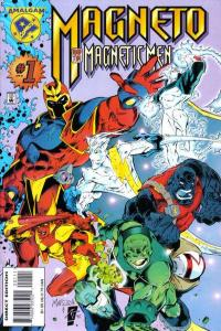 Magneto and the Magnetic Men #1, NM (Stock photo)