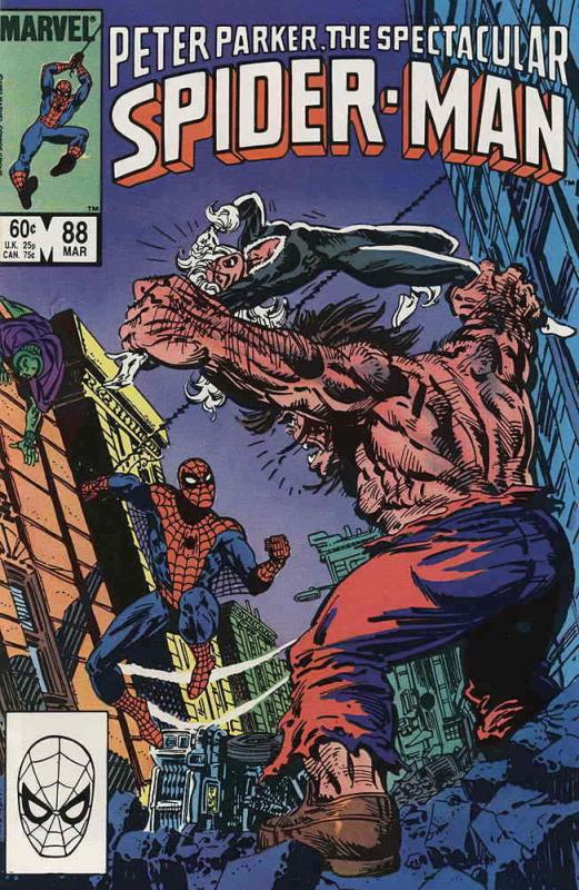 Spectacular Spider-Man, The #88 VF/NM; Marvel | save on shipping - details insid