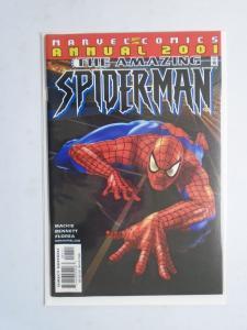 The Amazing Spider-Man Ann 8.0 VF (2001)