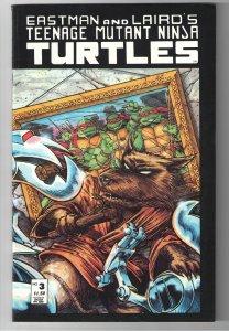 Teenage Mutant Ninja Turtles #3 2nd Print VF (1985)
