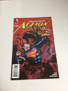 Action Comics 37 Variant Lot Set Run Nm Near Mint DC Comics