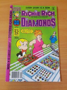 Richie Rich Diamonds #40 ~ VERY FINE VF ~ (1979, Harvey Comics)