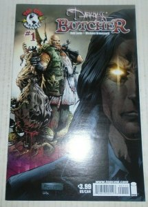 The Darkness Butcher # 1 Levin Broussard Image Top Cow