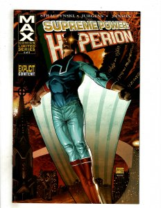 Supreme Power: Hyperion #4 (2006) OF18
