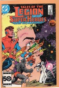 Legion of Super-Heros #325