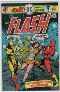 Bronze Age Flash Comics #237 6.0 Fine condition Bronze Age 1974