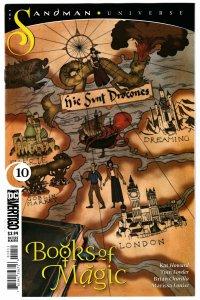 Books Of Magic #10 Sandman Universe (DC, 2019) NM