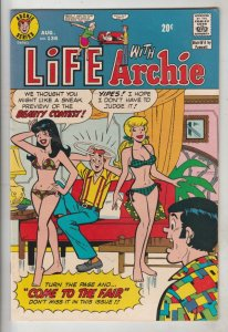 Life with Archie #136 (Aug-73) VF/NM+ High-Grade Archie, Jughead, Betty, Vero...