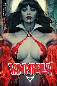 Vampirella #2 Cvr A Lau (Dynamite, 2019) NM
