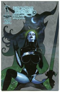TAROT WITCH of the Black Rose #102, NM, Jim Balent, 2000, Holly Golightly, Sit