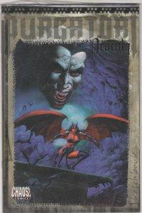 Purgatori: The Dracula Gambit Sketchbook #1 (1997)