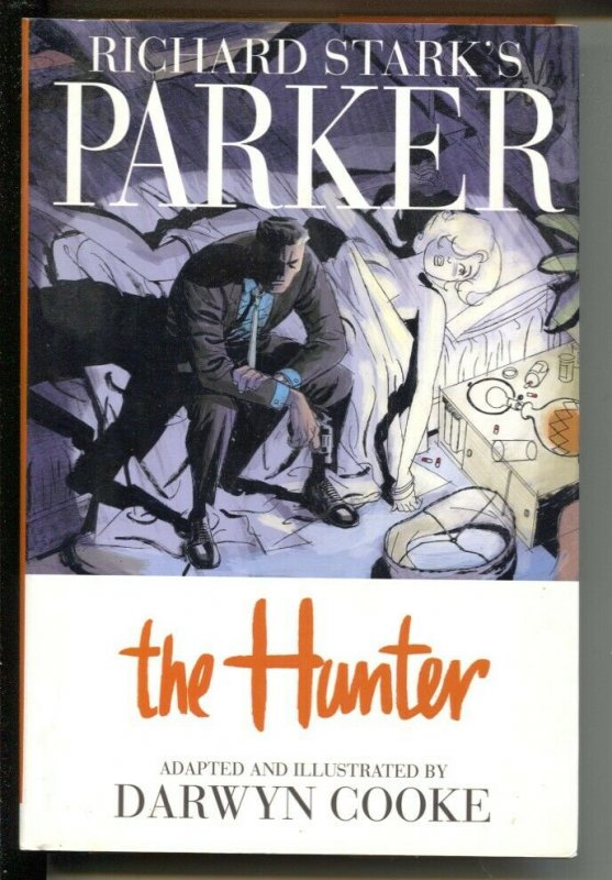 The Hunter-Book 1-Richard Stark Parker-2009-HC-VG/FN