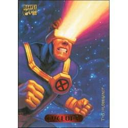 1994 Marvel Masterpieces Series 3 - CYCLOPS #25