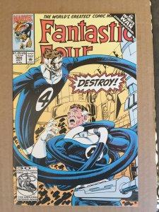Fantastic Four #366